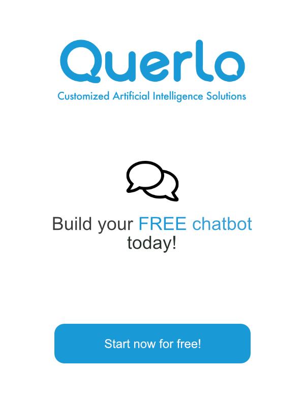 querlo, conversational AI, chatbot builder